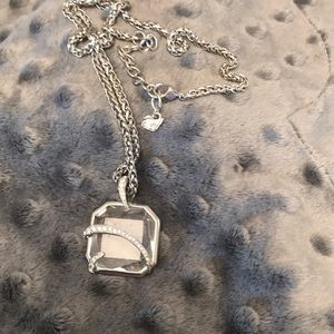 Swarovski Crystal embellished necklace